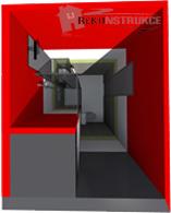 Rekonstrukce bytového jádra A