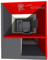 Rekonstrukce bytového jádra F