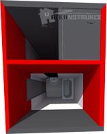 Rekonstrukce bytového  jádra H