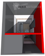 Rekonstrukce bytového jádra T