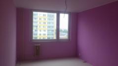 Rekonstrukce bytu a bytového jádra Řepy