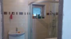 Rekonstrukce koupelny Modřany